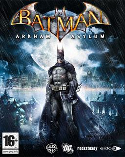 Batman Arkham Asylum Goty Nocd crack - картинка 1
