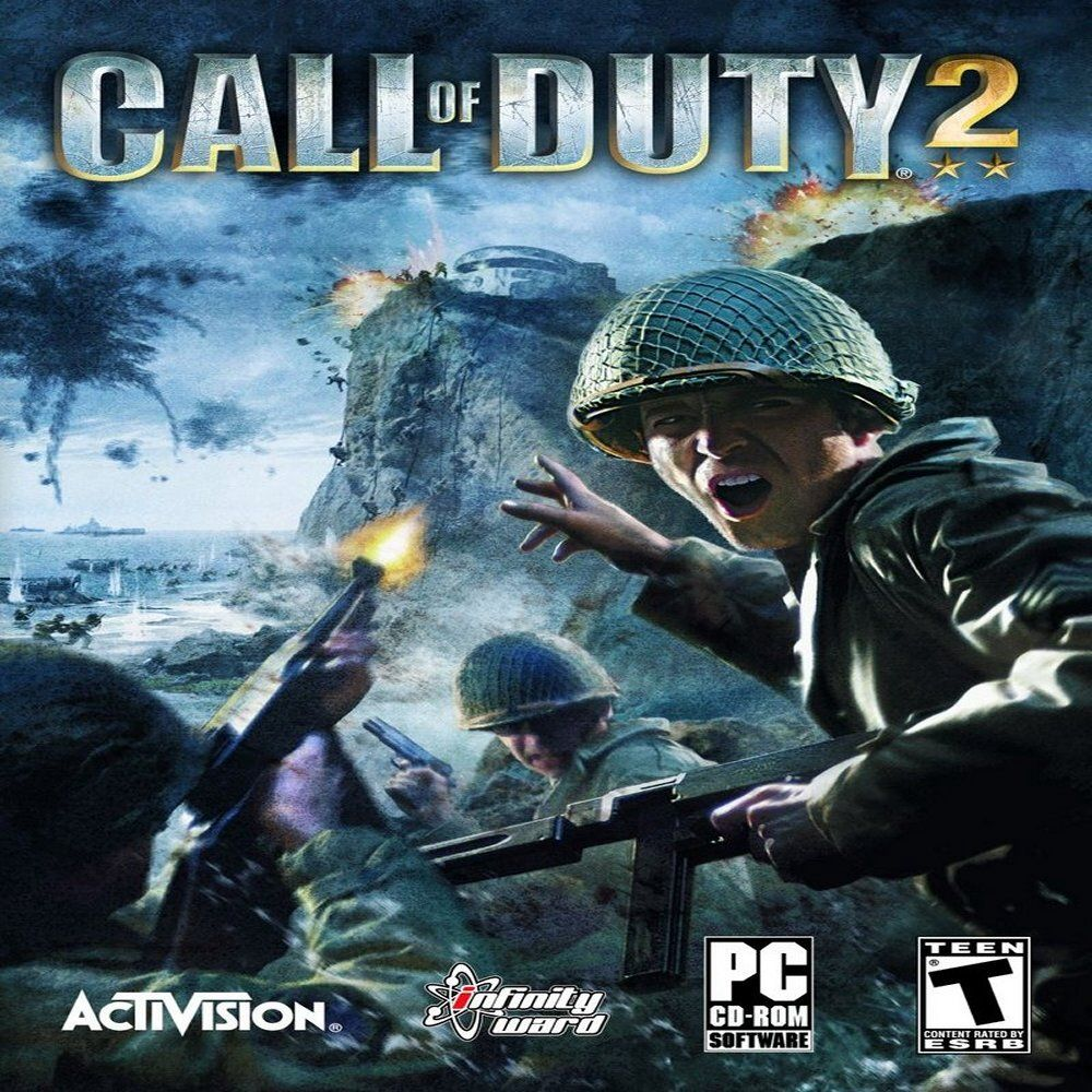 call of duty 2 nocd
