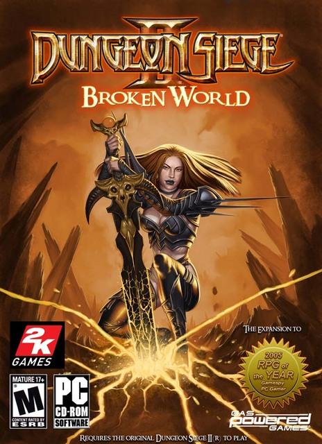 dungeon siege 2 broken world crack nocd nodvd eng 22 15 dungeon siege