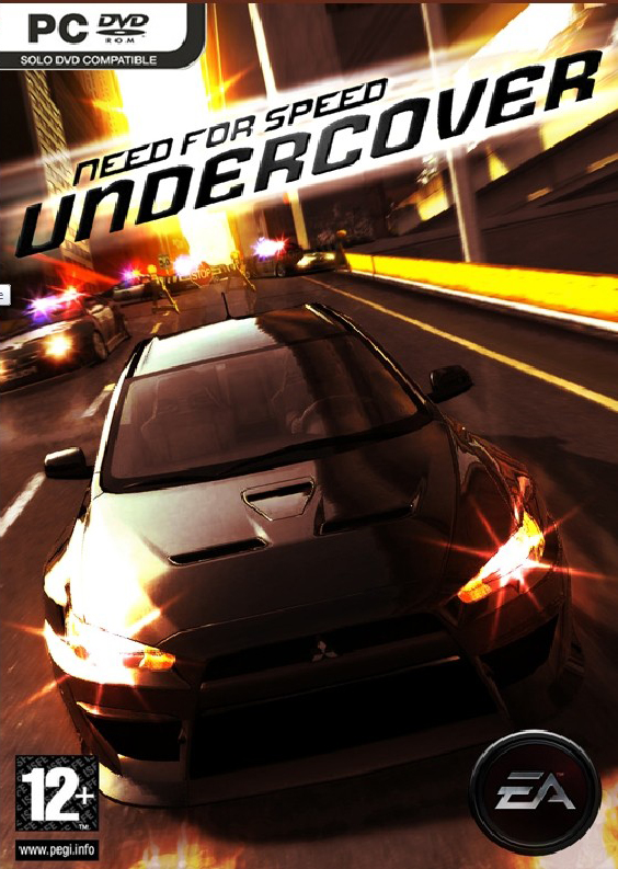 Need For Speed: Undercover full pc game download ~ Anindo ...
