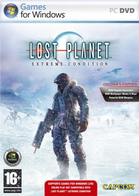 Lost Planet 2 Nocd crack - картинка 1