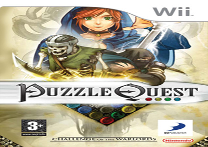 Puzzle Quest Challenge of the Warlords crack v1.02(noCd/noDvD)ENG