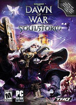 Dawn Of War Soulstorm кряк