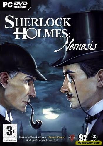 Sherlock Holmes Nemesis crack(noCd/noDvD)ENG. Название игры