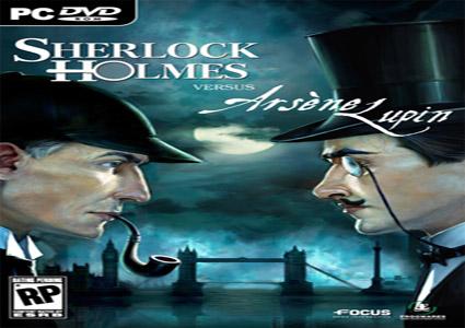 Sherlock Holmes Vs Arsène Lupin crack(noCd/noDvD)ENG. Просмотров